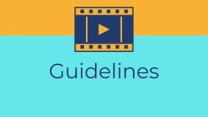 Amazon video guideline