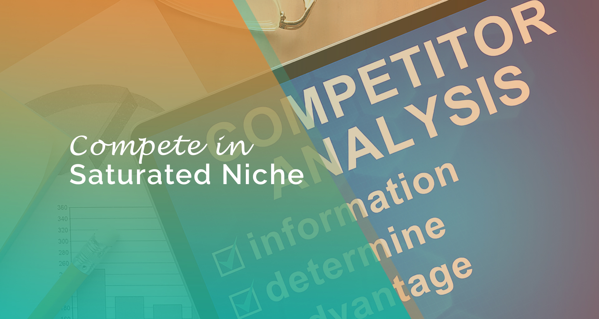 Identifying & Competing in a Saturated Niche