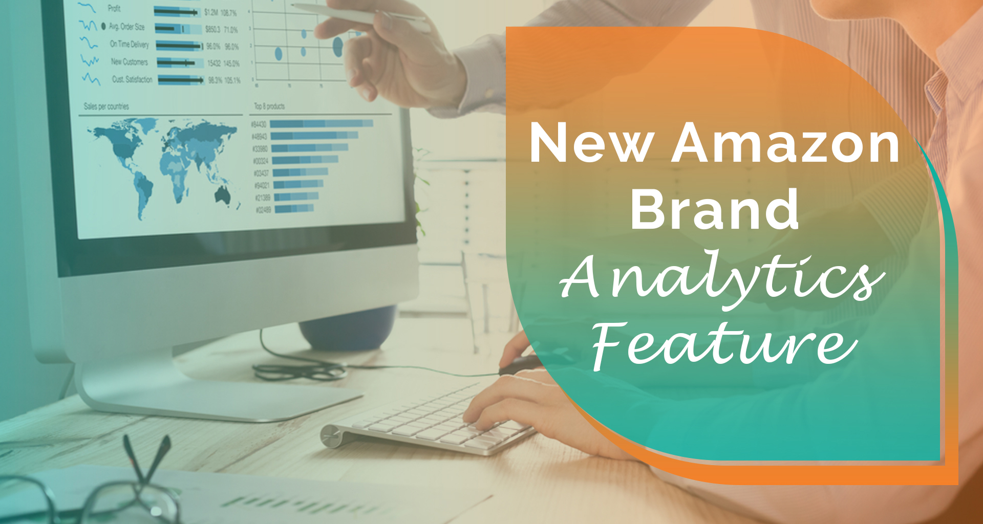 New Amazon Brand Analytics Features