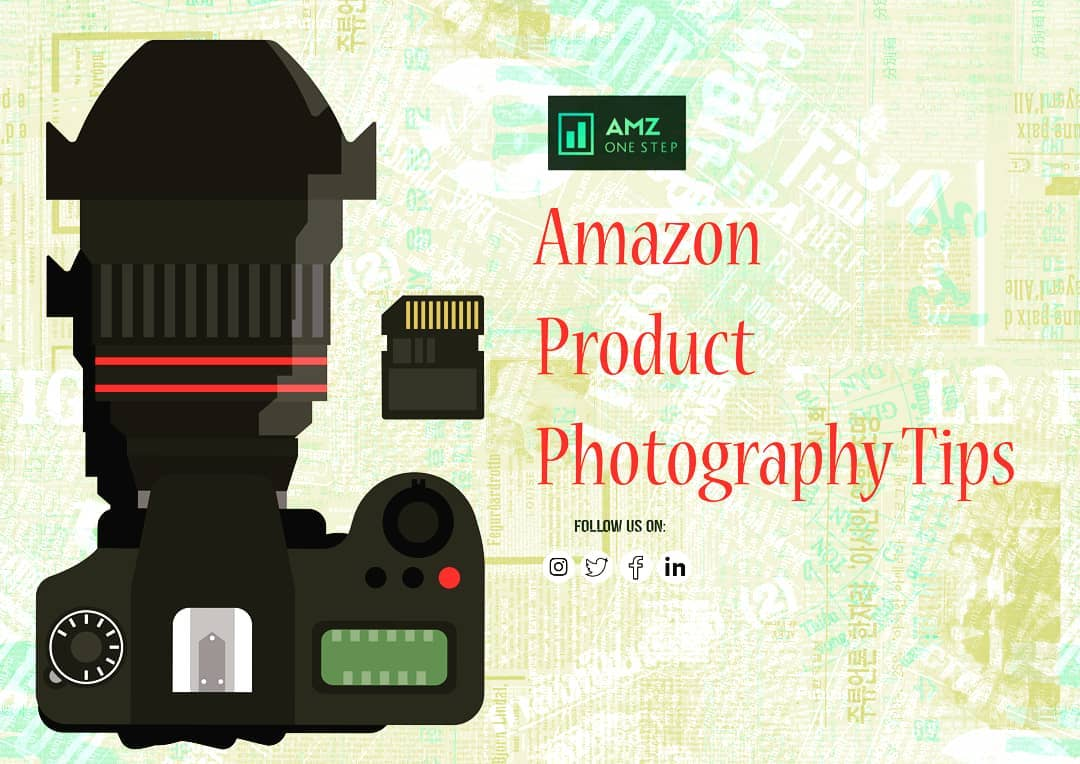 Amazon Product Photography- The Basics