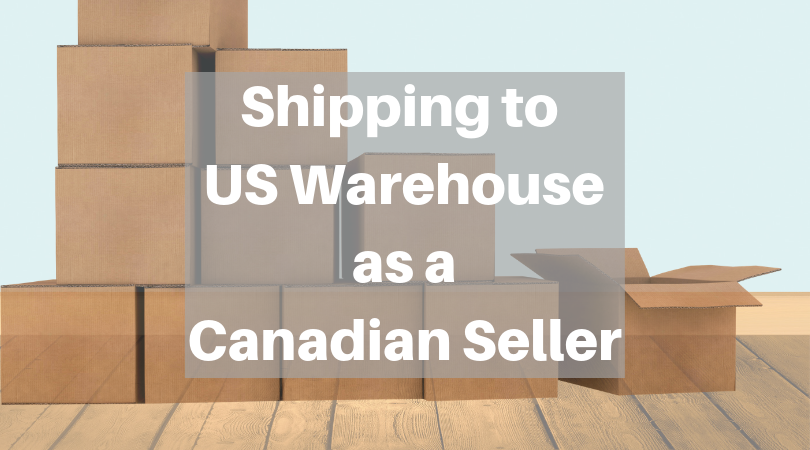 How Canadian FBA sellers can ship to USA warehouse cheaply?