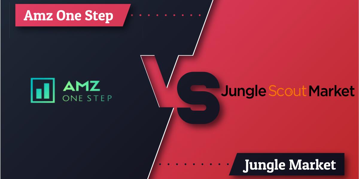 AmzOneStep Vs Jungle Scout