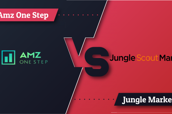 AmzOneStep Vs Jungle Scout