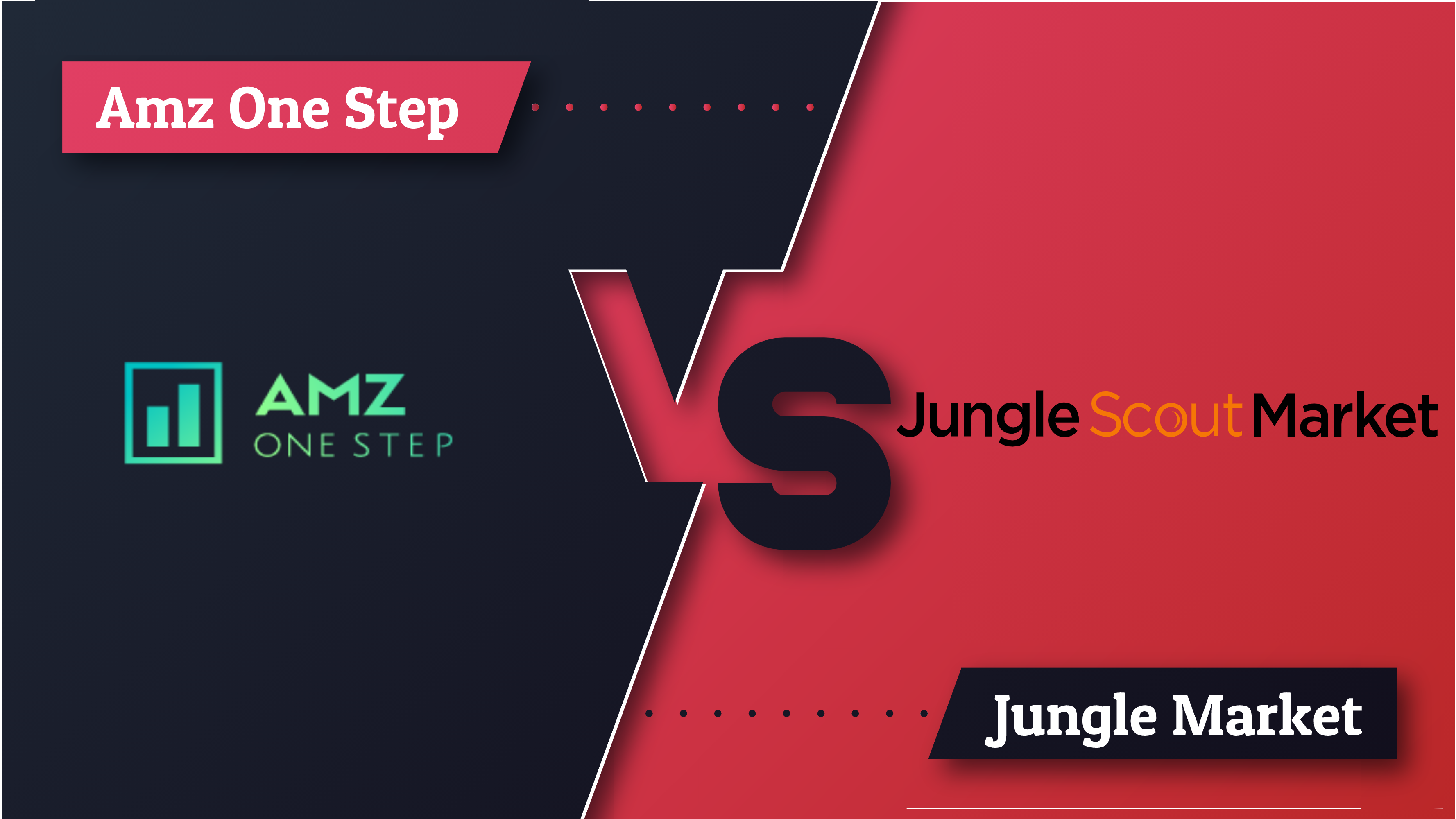 AMZ One Step Vs Jungle Market – The Best Marketplace for Amazon Sellers