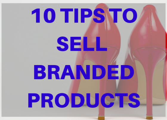 Sell Branded Products on Amazon