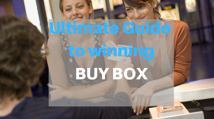 5 Points Guide to Amazon Buy Box in 2019