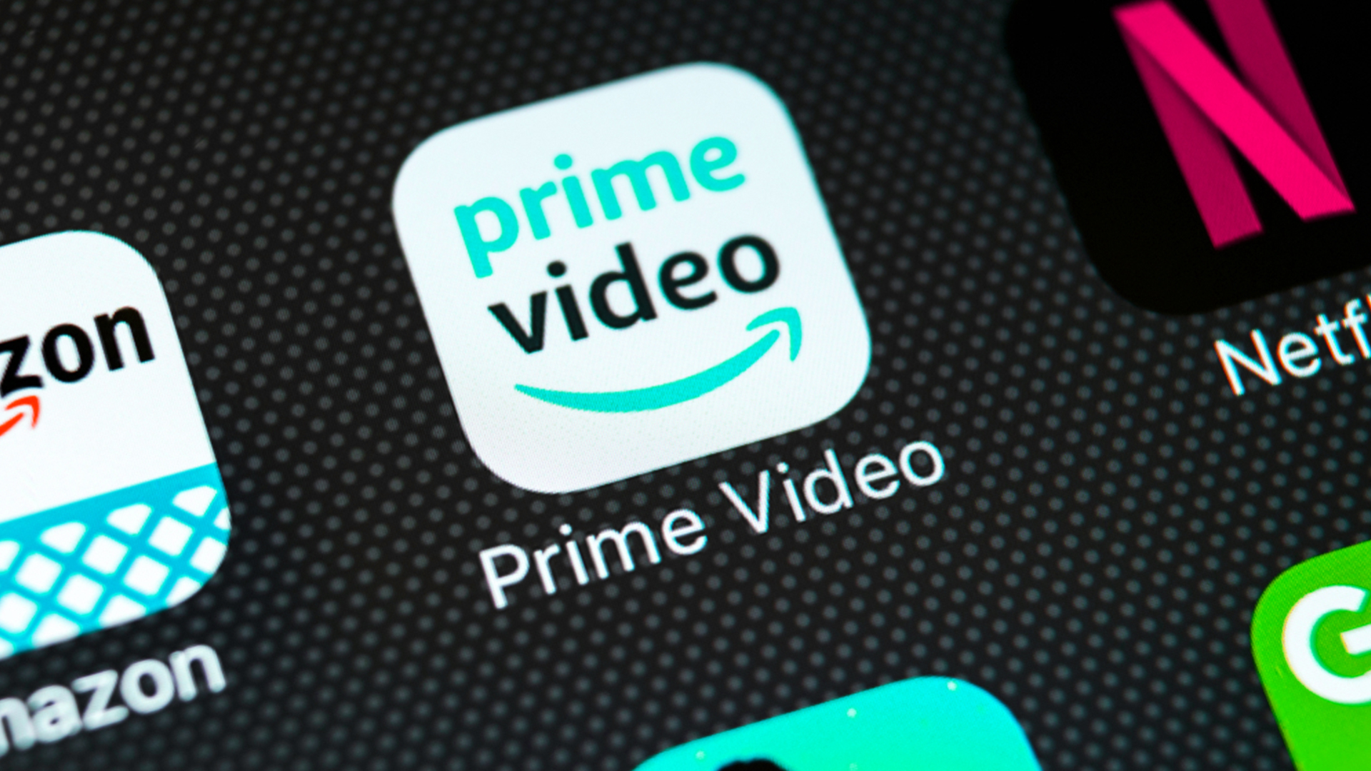 Get along with Amazon Prime Video