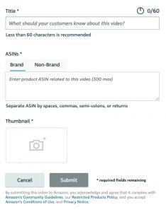 Amazon Video details