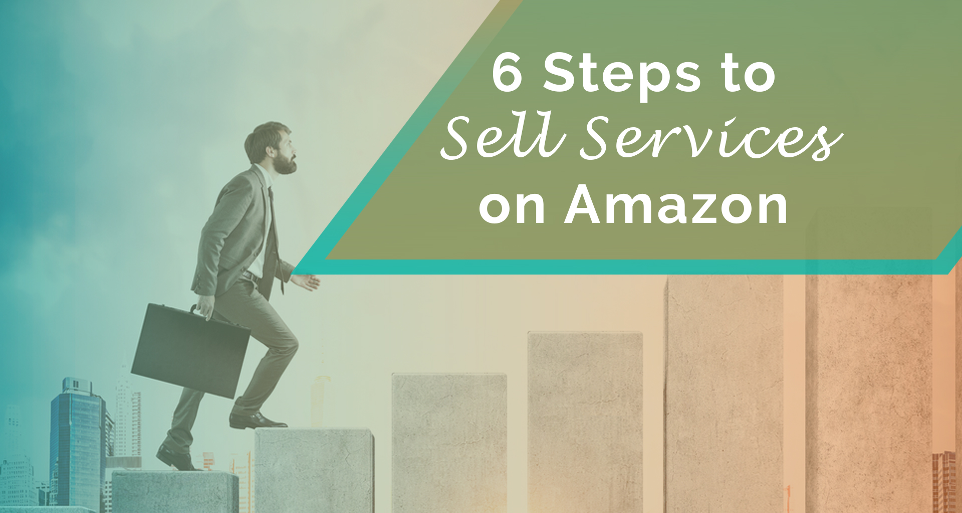 6 Steps to Selling Services on Amazon