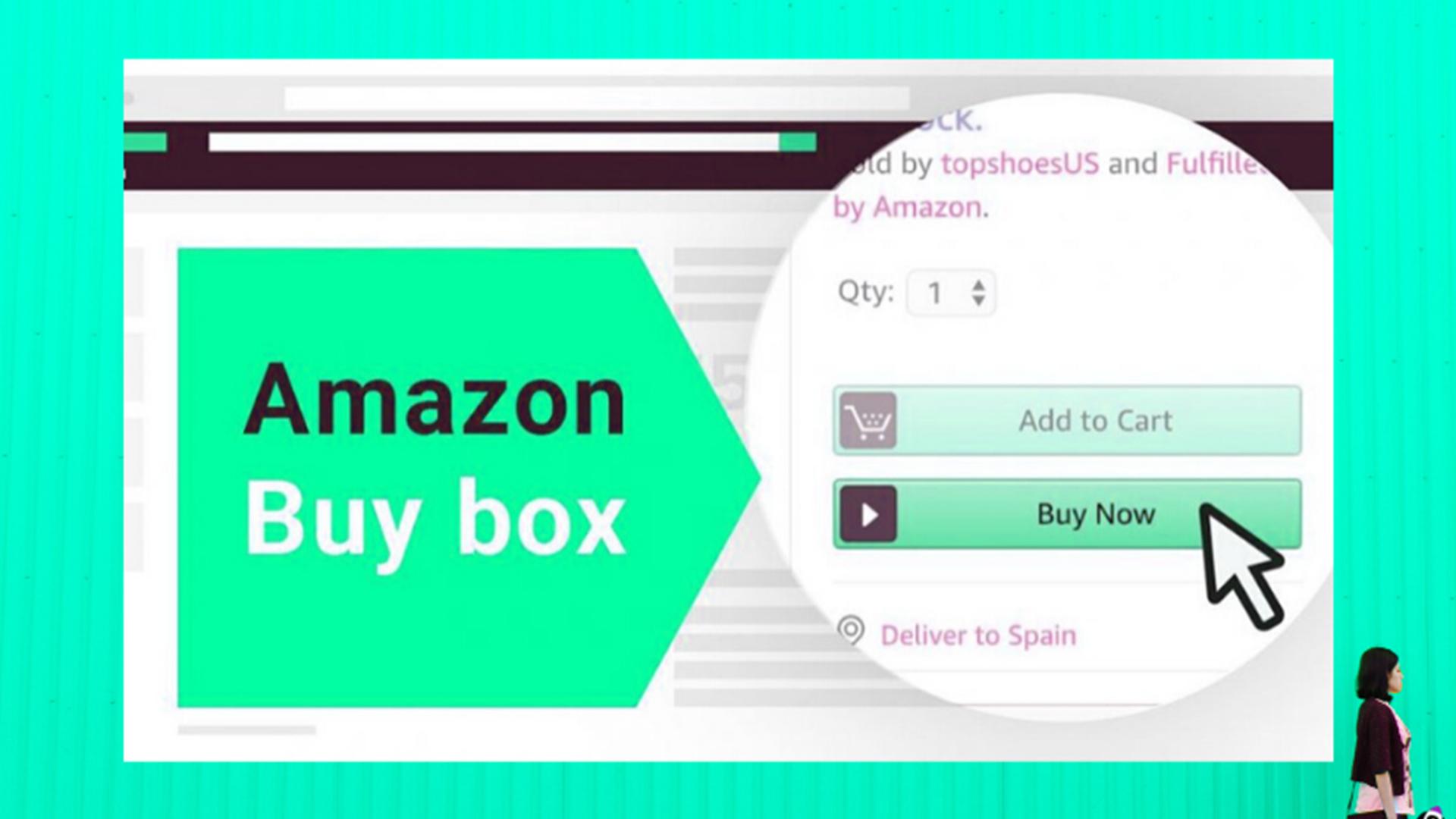 What is the Amazon Buy Box?